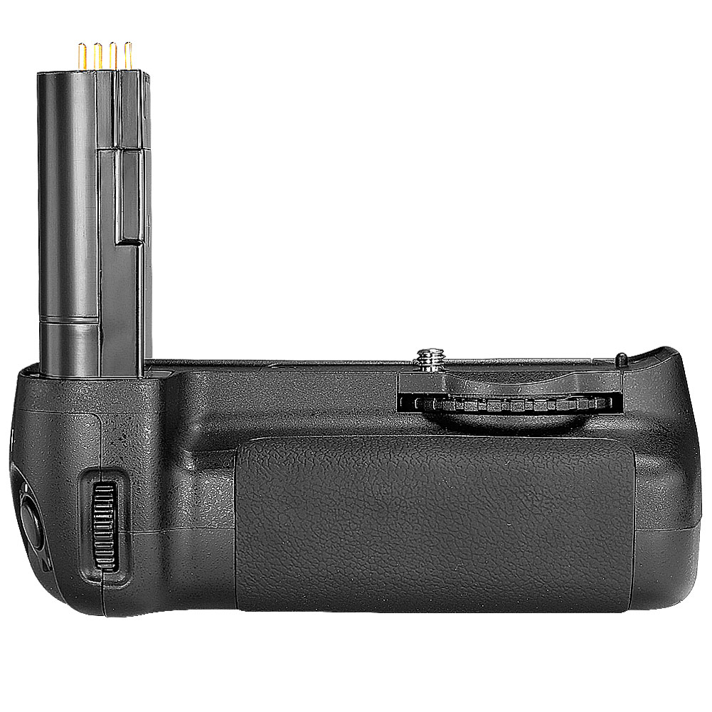 Neewer Professional Battery Grip Holder for NIKON D80 DSLR ...