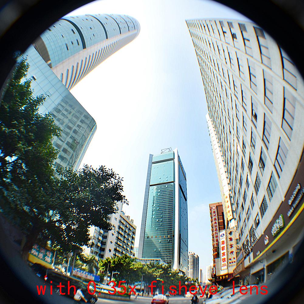 Panoramic Lens Nikon Lens For Nikon D5300 D5200