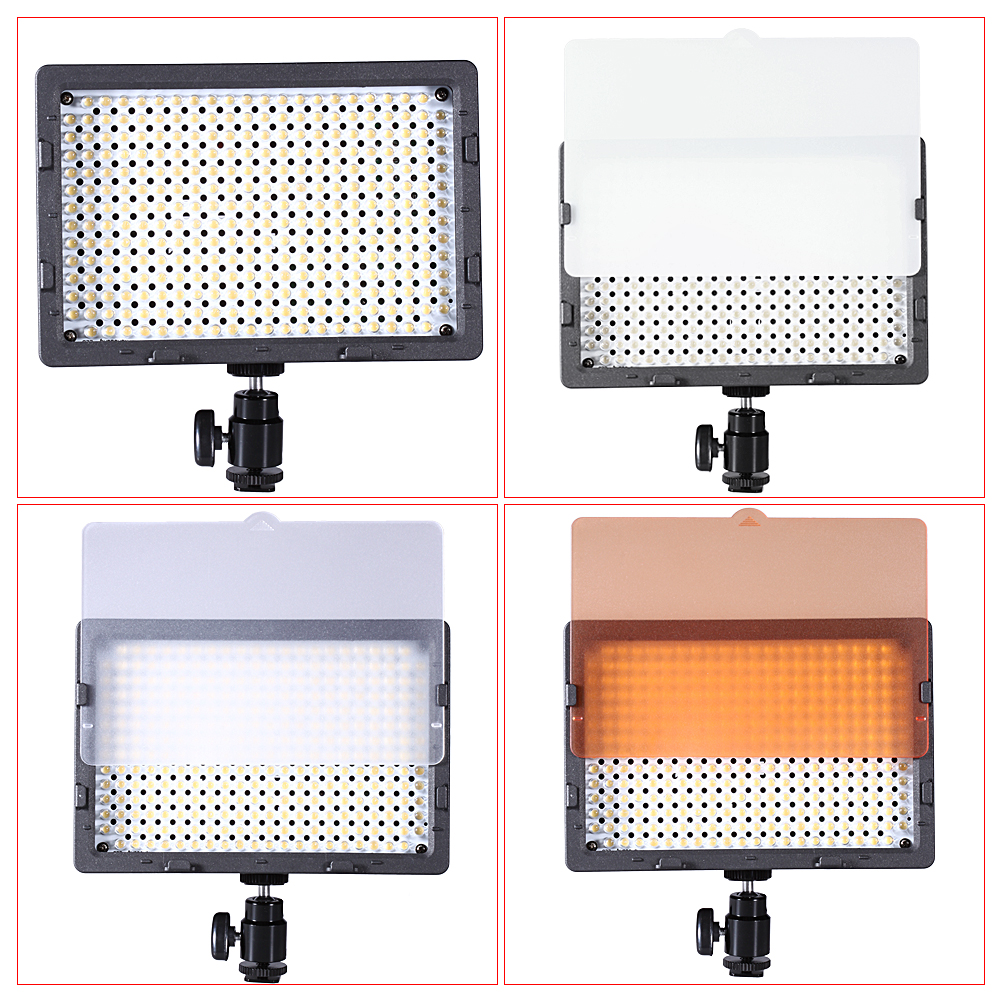 Neewer Cn 304 Led Dimmable Power Panel Digital Camera