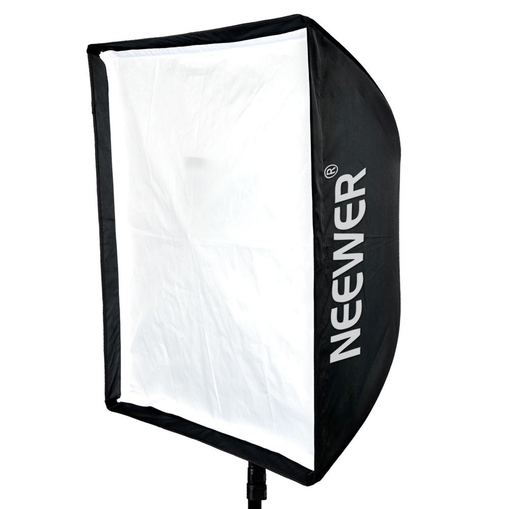 Neewer 60x90cm Speedlite/Studio Flash Umbrella Softbox For