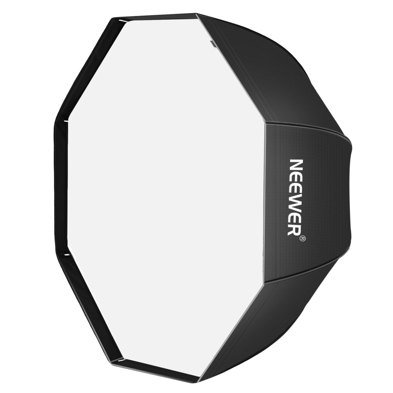 "Neewer 32""/80cm Speedlite Octagonal Umbrella Softbox for ..."