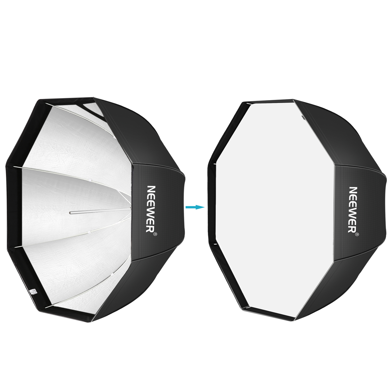 "Umbrella Like A Softbox: Neewer 32""/80cm Speedlite Octagonal Umbrella Softbox For"