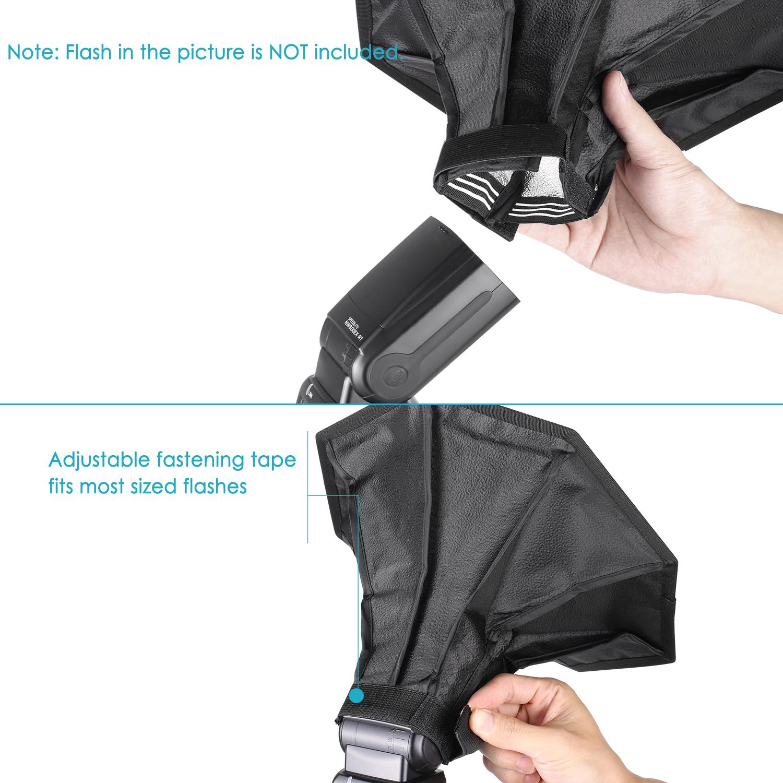 Fotodiox 8-inch octagon softbox 78