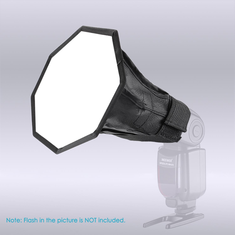 Fotodiox 8-inch octagon softbox 3