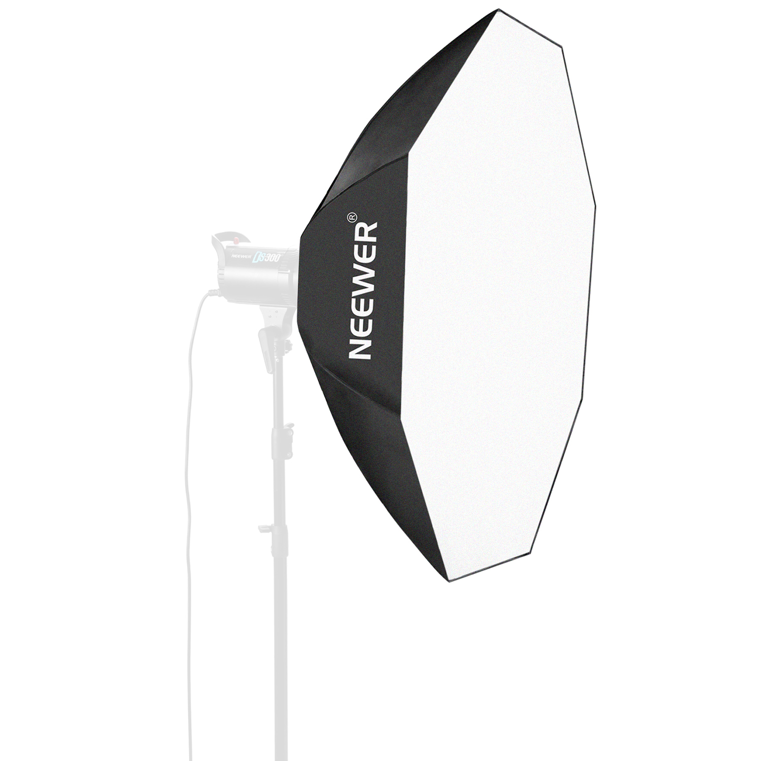 Portable Ring Flash For Portraits