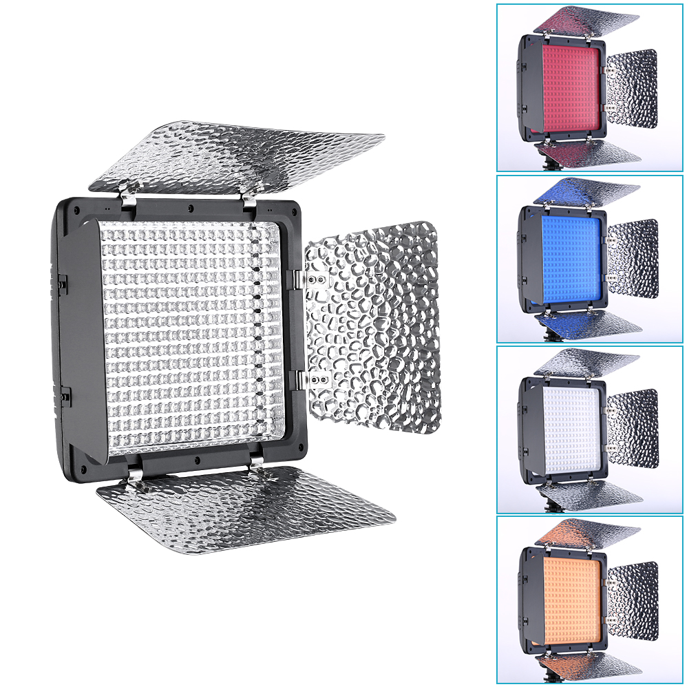 Bestlight LED-D300 LED Camera / Video Light With Two Color