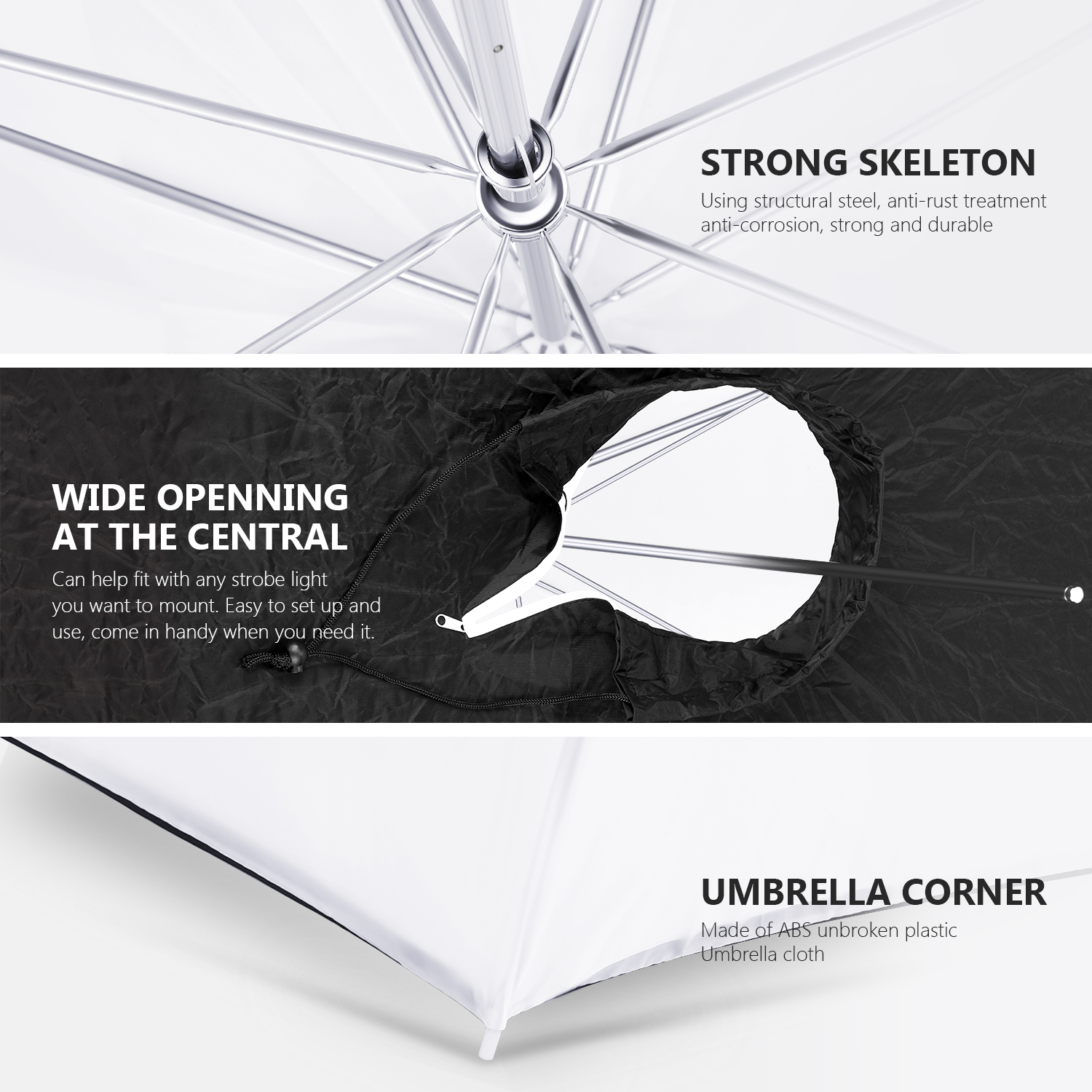 Reflective Umbrella Softbox