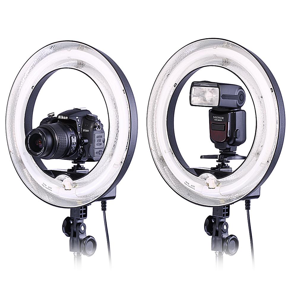 Neewer 400W 5500K Ring Fluorescent Flash Light