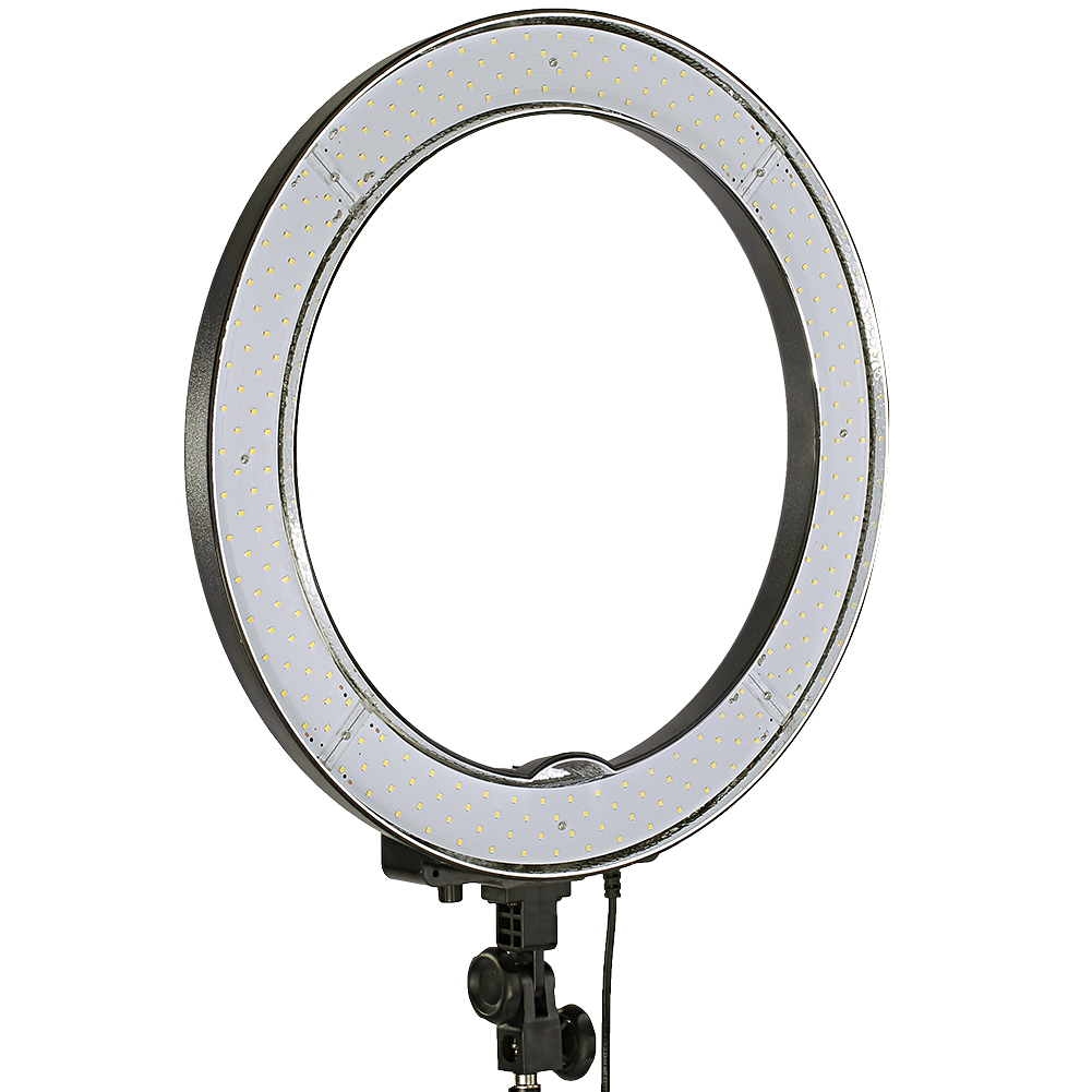 """Ring Light Stand Ebay: Neewer 18""""/48cm Dimmable LED SMD Ring Light Kit For Video"""