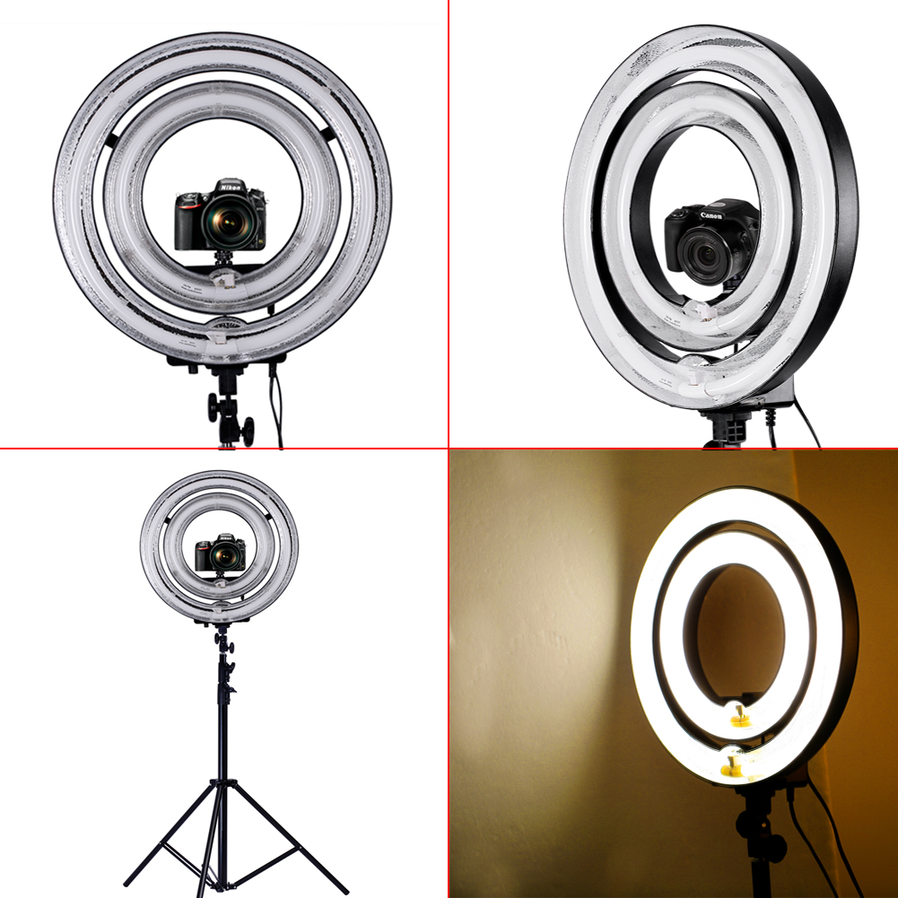 Macro Ring Flash Light Accessories Connection Pieces Kit