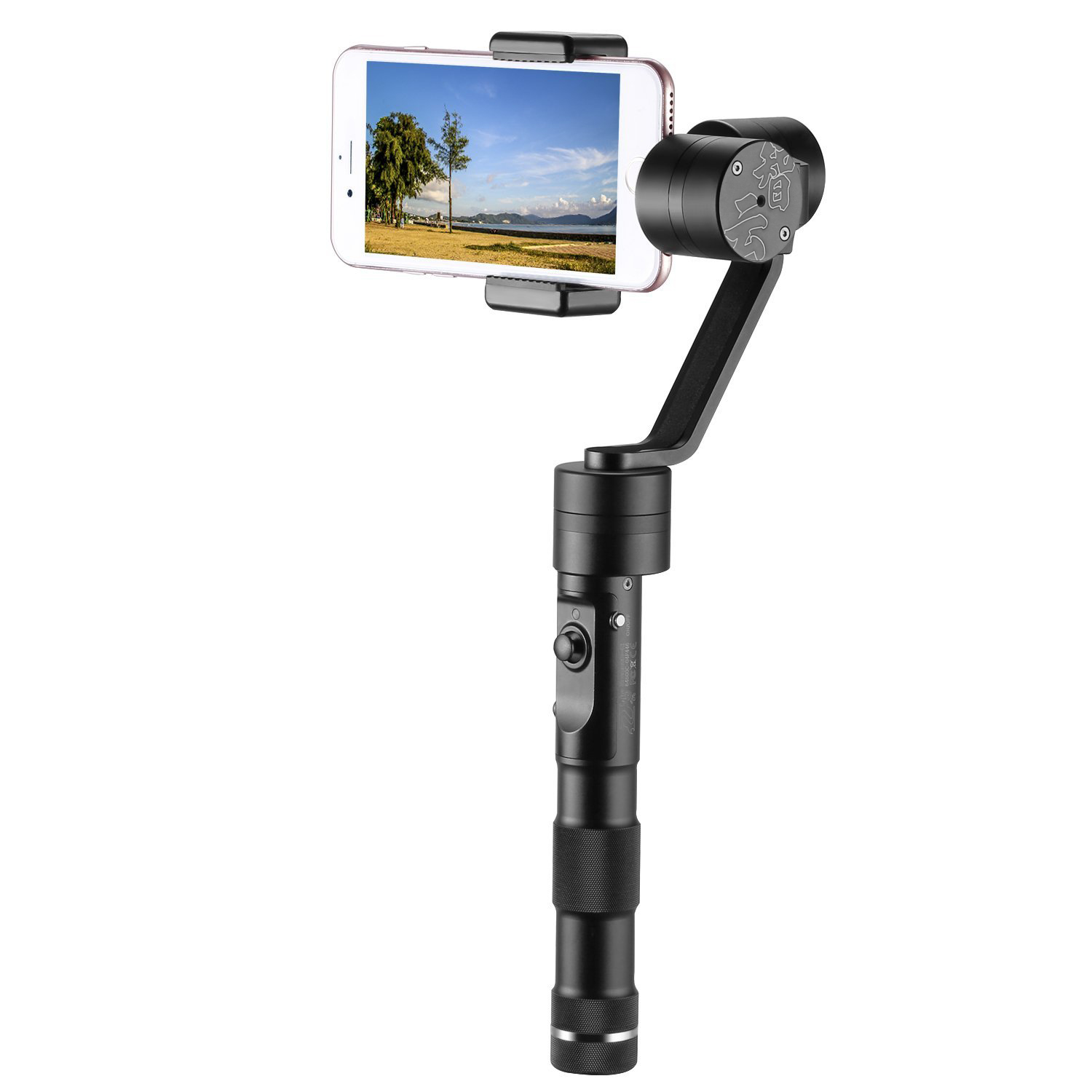 Z1-Smooth-C 3 Axis Handheld Smartphone Gimbal Stabilizer for iPhone 6s ...