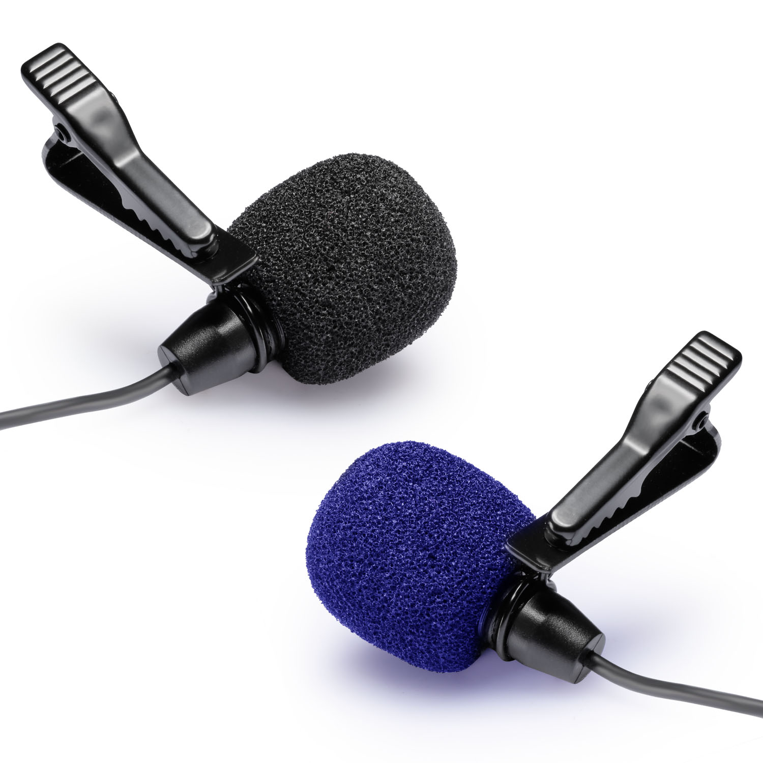 Neewer NW-805 3.5mm Deluxe Clip-on Lavalier Lapel ...