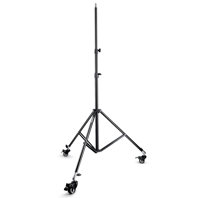 Neewer Photo Studio Light Stand W/ Caster Wheels F Video