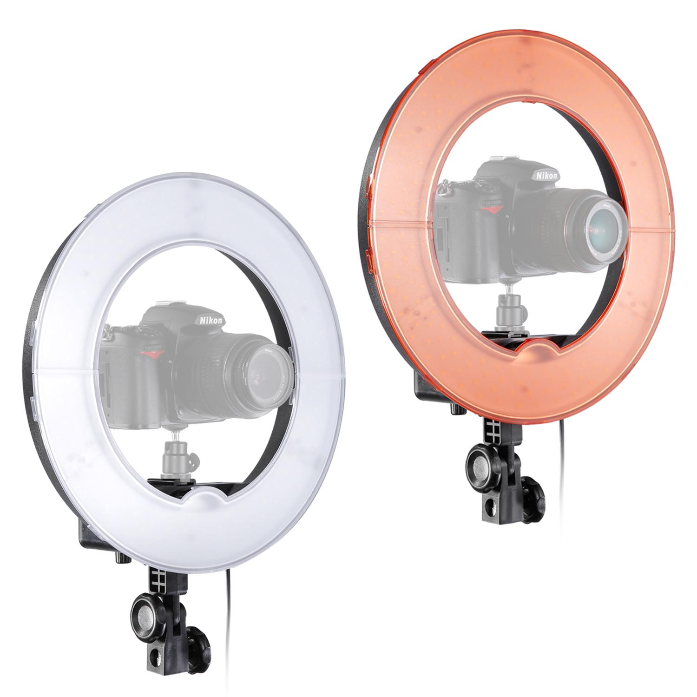 "Ring Light Stand Ireland: Neewer 14"" LED Ring Light Kit: Dimmable Ring Light, 79"