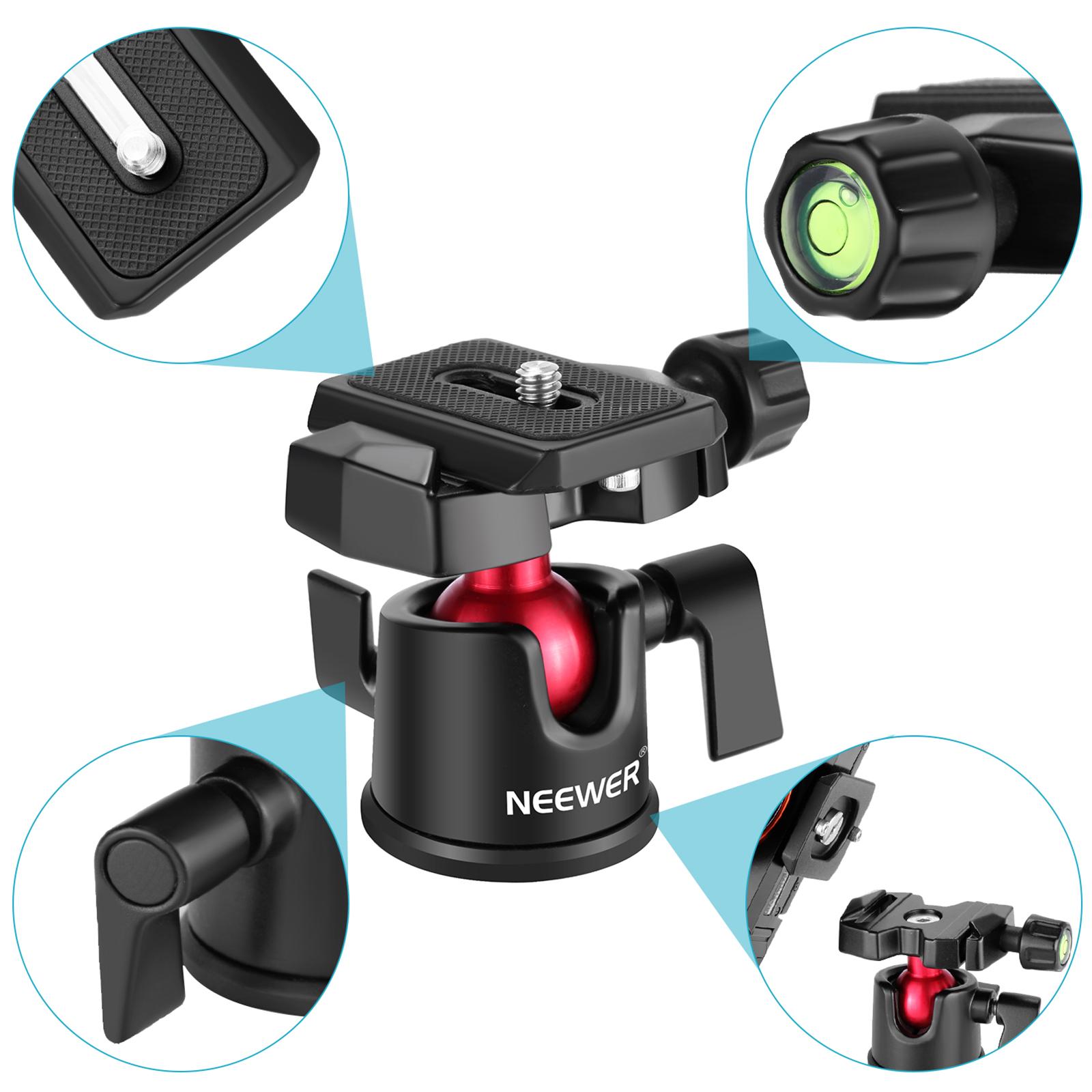 neewer tripod mini 360 176 rotating