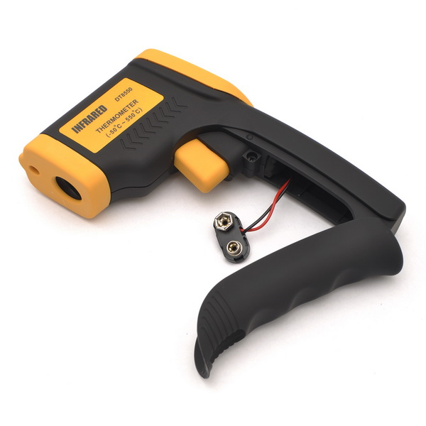 DT8550 Digital Non-Contact IR Infrared Thermometer Laser ...