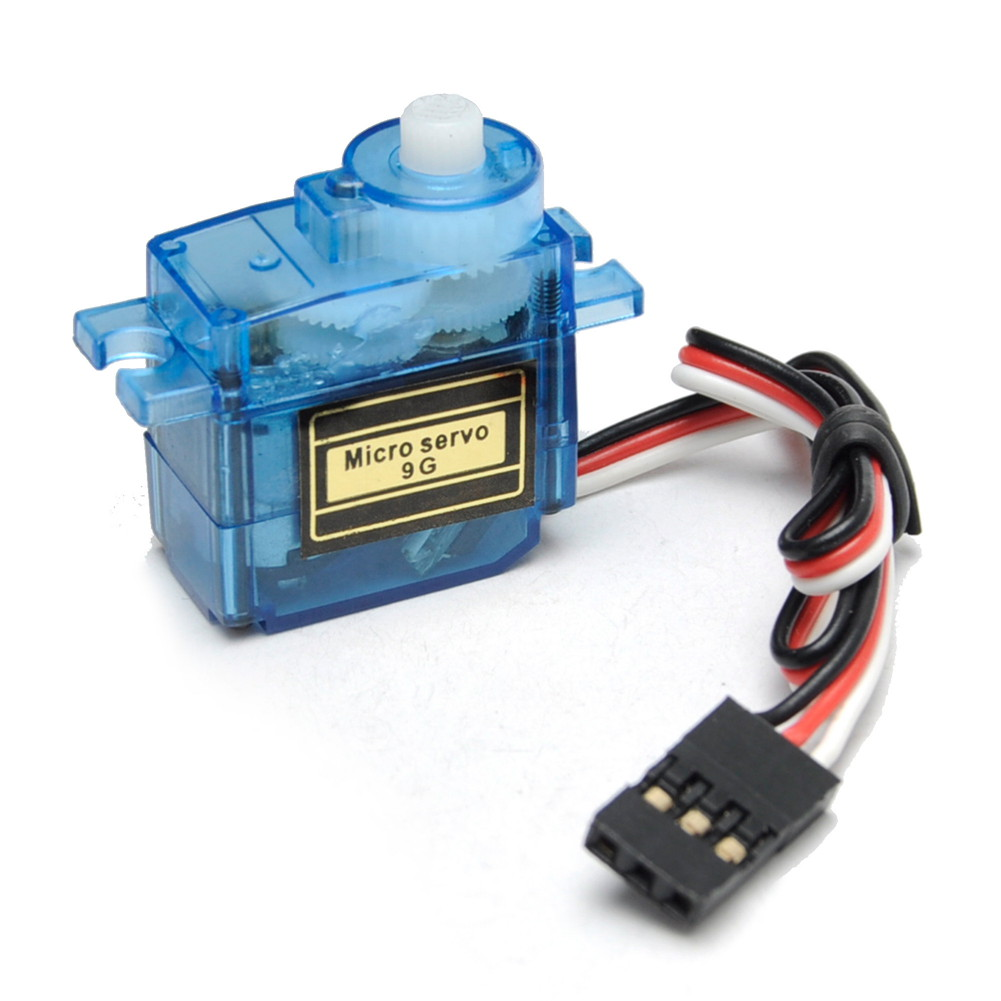 Servo Motor For Rc Hover Crafts