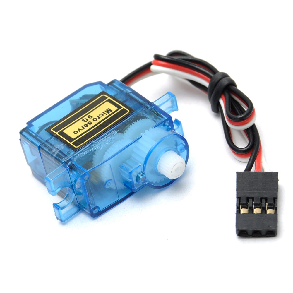 9g Sg90 Micro Servo Motor Rc Robot Helicopter Airplane