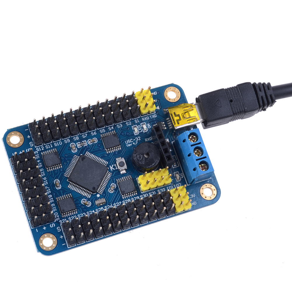 32 Channel Servo Motor Control Driver Board For Arduino