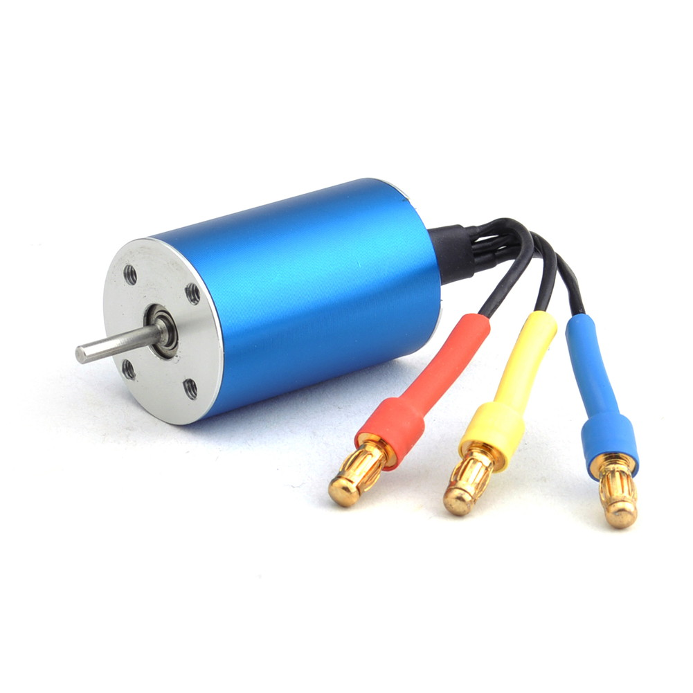 18t 5200kv Hl130 2030 3g2p Sensorless Brushless Motor For