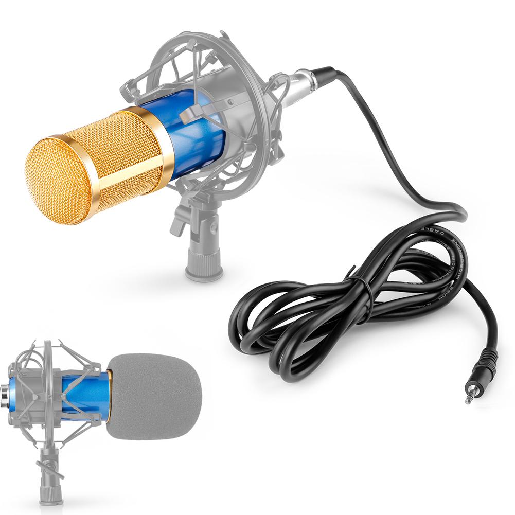 how to clean microphone foam