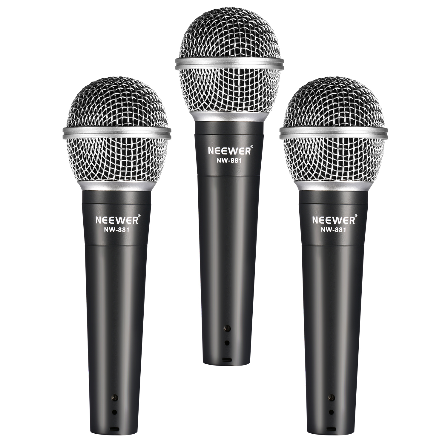 neewer nw 881 dynamic vocal recording microphone set ebay. Black Bedroom Furniture Sets. Home Design Ideas