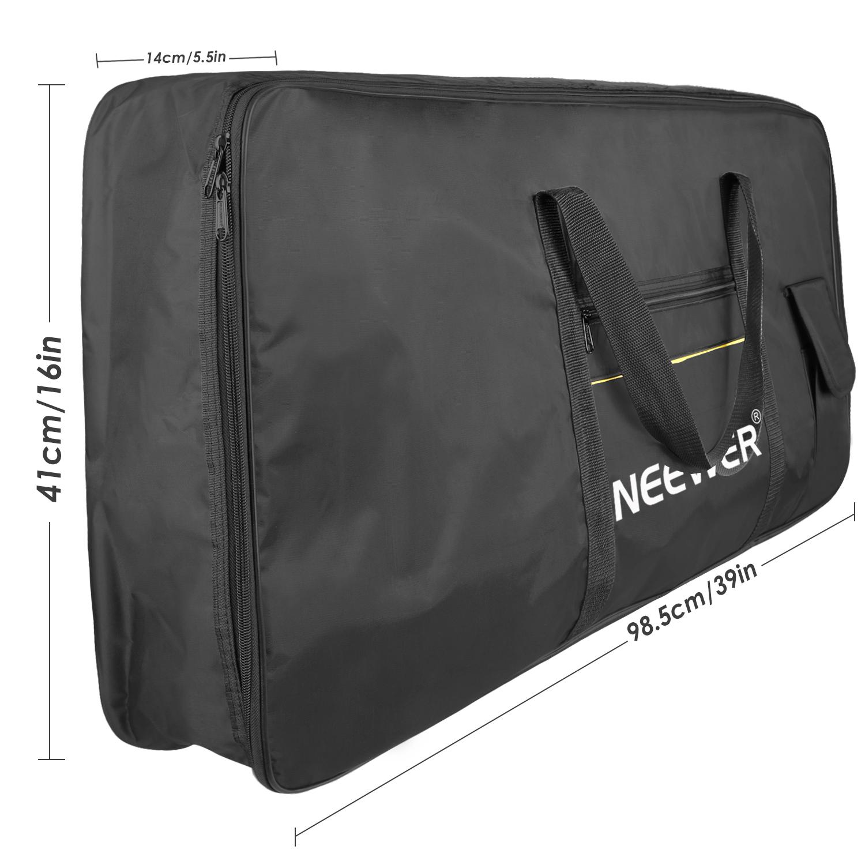 neewer 61 key electronic organ piano keyboard case portable bag. Black Bedroom Furniture Sets. Home Design Ideas