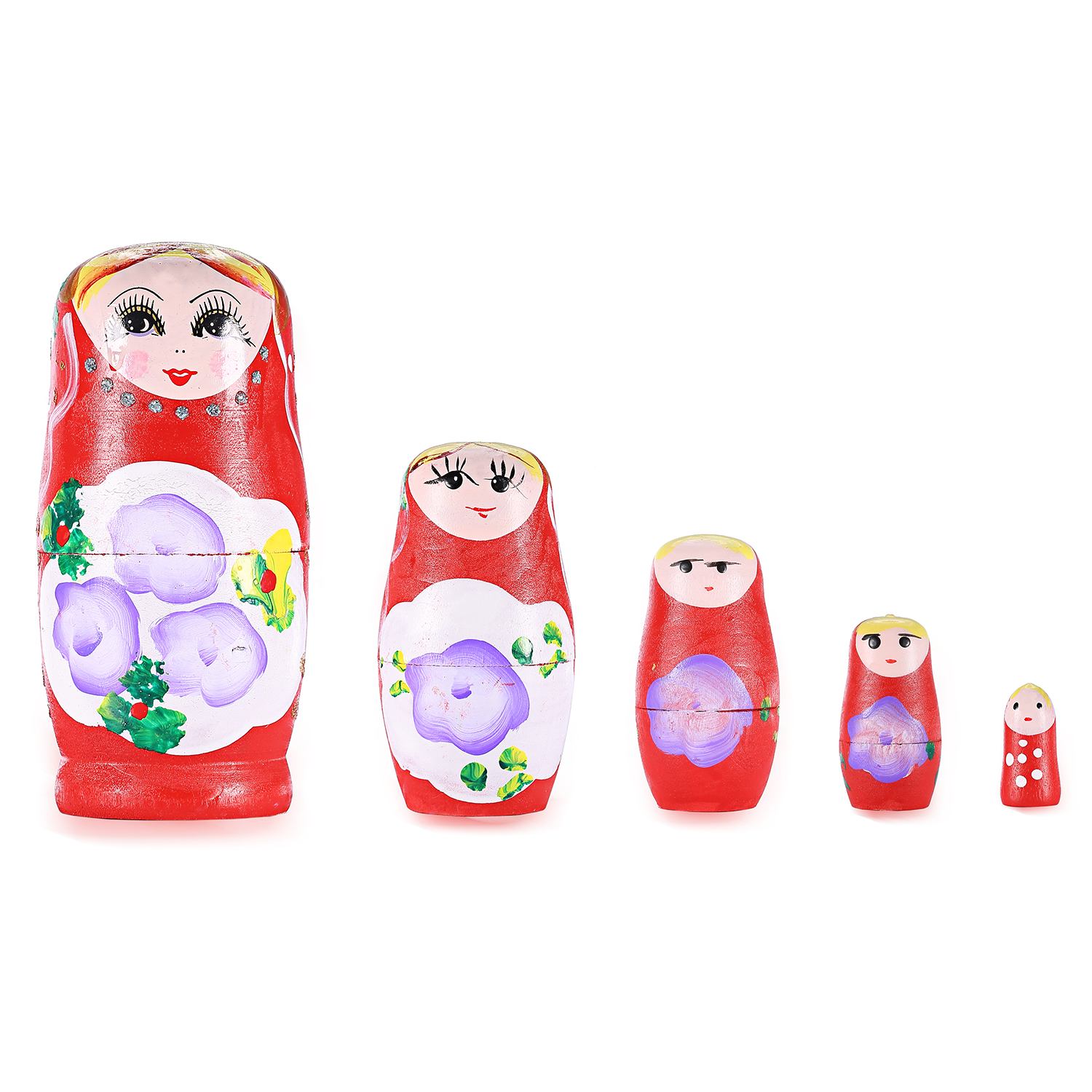 cutie wooden nesting dolls matryoshka madness russian doll