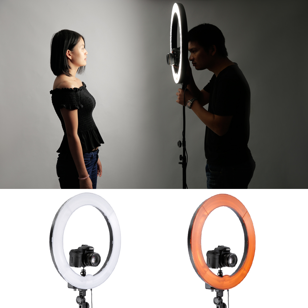 """Neewer Camera Photo Video 18"""" Dimmable Ring Fluorescent"""
