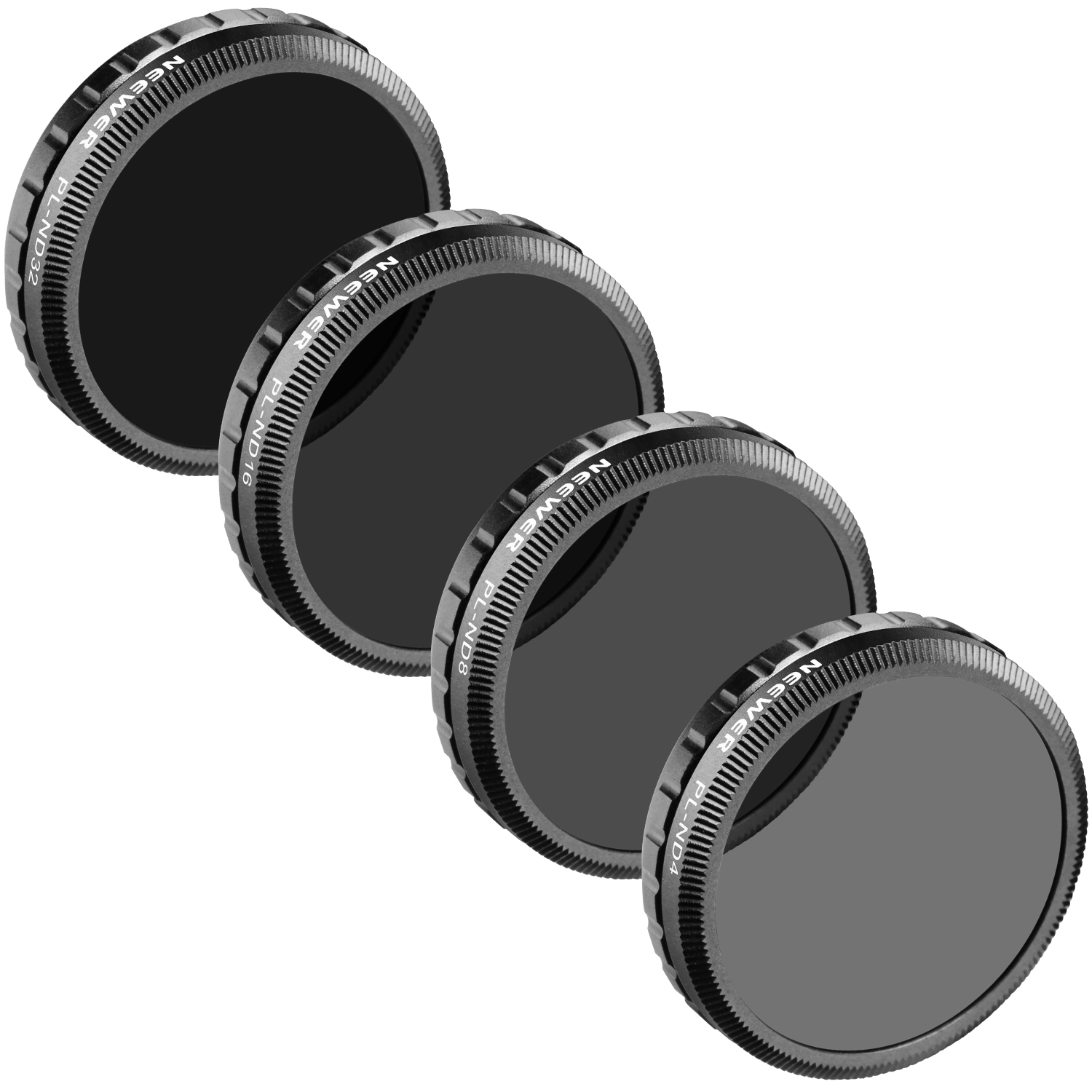 3 Professional 3 Advanced Neewer  ND4 ND8 PL Filter Set  for DJI Phantom 4