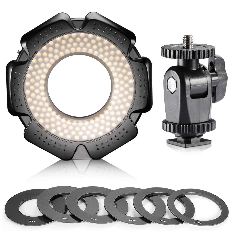 Neewer R 160 160 Pcs 5600k 10w Mini Led Macro Ring Light