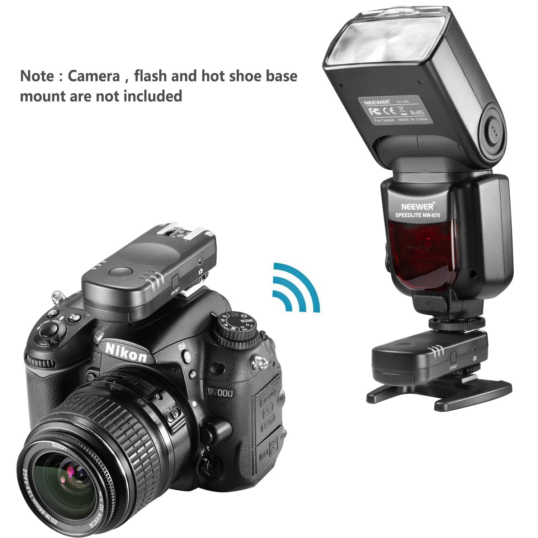 YN622 Wireless ITTL Flash Trigger Radio 1//8000s Shutter Release YN-622N for Nikon D7000 D5200 D5100 D5000 D3200 D3100