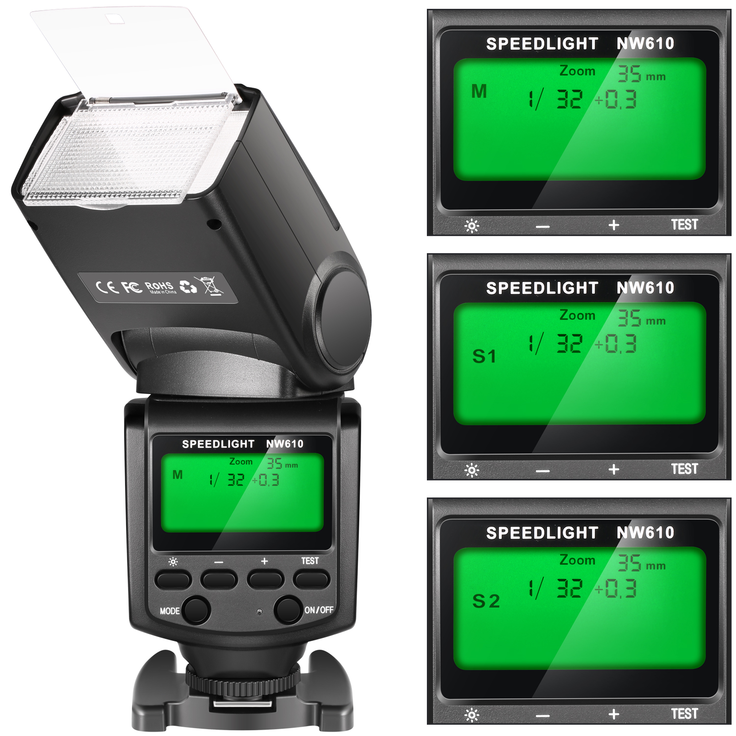neewer speedlite nw 670 manual