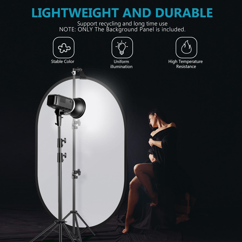 Studio Fotografico Illuminazione Riflettore POP-OUT PIEGHEVOLE MORBIDO pannello diffusore A DISCO