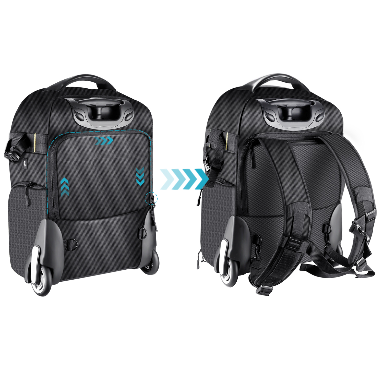 e9b61e672 Nota: solo mochila. Las cámaras, lentes y otros accesorios NO están  incluidos
