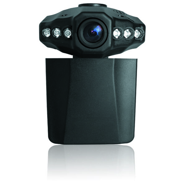 "6 IR LED Night Vision 2 5"" Color LCD Car Auto DVR HD Audio Video Recorder Camera"